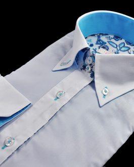 30005-DRP-18 Elegantná dámska košeľa – SLIM FIT STRIH.