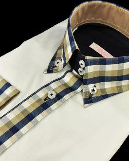 30005-DRP-3 Elegantná dámska košeľa – SLIM FIT STRIH.