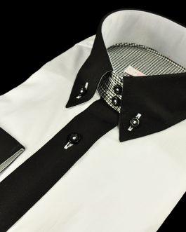 30005-DRP-4 Elegantná dámska košeľa – SLIM FIT STRIH.
