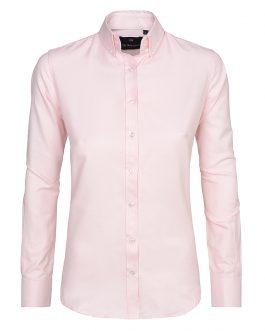 Ružová dámska košeľa v klasickom strihu – CroatiaCLASSIC