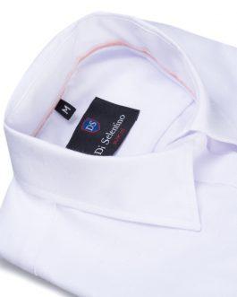 Biela dámska košeľa v SLIM FIT STRIHU –  LuxemburgSLIM