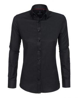 Čierna dámska košeľa Di Selentino CanadaCLASSIC