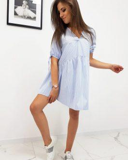 Dámske pohodlné letné šaty (ey0911)