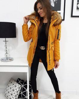 Pohodlná zimná bunda pre dámy SIMONE (ty0962)