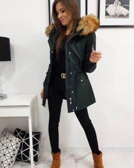 Zimná dámska párka SIMONE s kapucňou (ty0966)