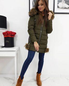 Štýlová dámska zimná bunda STELLA (ty0274)