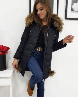 Dámska zimná bunda STELLA v čiernom prevedení (ty0278)