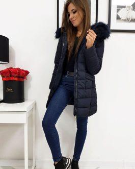 Zimná granátová dámska bunda FOREST (ty0305)