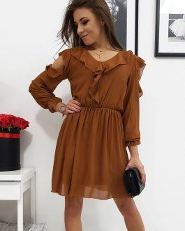 Dámske štýlové šaty LAURA (ey0450)