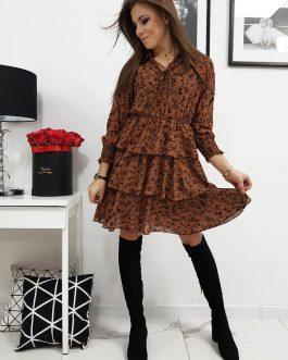 Dámske volánové šaty ELIZABETH (ey1056)