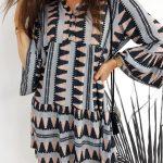 Dámske štýlové šaty BOLIVIA EY1100
