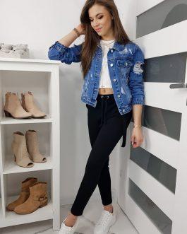 Trendová džínsová bunda SEPHIA TY1079