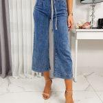 Široké džínsové nohavice SELENA II UY0240