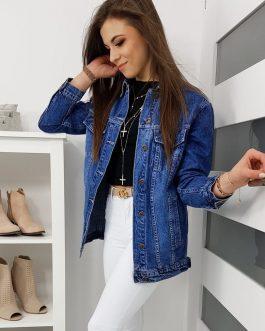 Originálna džínsová bunda COVER'S pre dámy TY1102