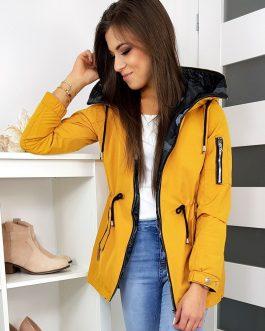 Obojstranná žltá párka BIANCO TY1149