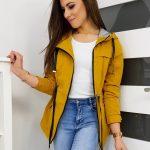 Pekná žltá párka SEVENIS TY1160