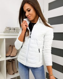 Biela dámska bunda EMMA TY1182