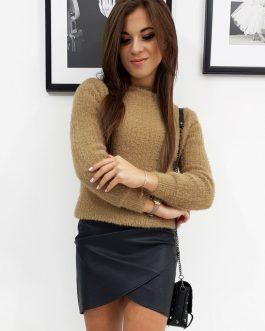 Béžový trendy dámsky sveter ARA (my0591)